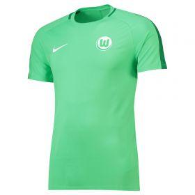 VfL Wolfsburg Training Top Green - Green