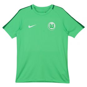 VfL Wolfsburg Training Top Green - Green - Kids