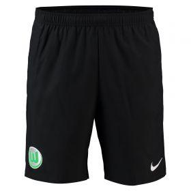 VfL Wolfsburg Training Woven Short - Black