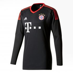 Bayern Munich Home Goalkeeper Shirt 2017-18