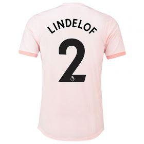 Manchester United Away Adi Zero Shirt 2018-19 with Lindelof 2 printing