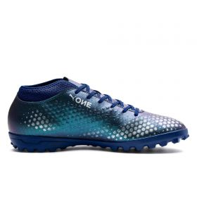 Puma One 4 Synthetic Astroturf Trainers - Dark Blue