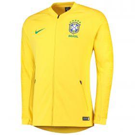 8e4c0be3d05 Brazil Anthem Jacket - Gold