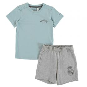 Real Madrid Baby Jogger - Grey