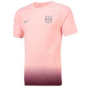 Barcelona Match T-Shirt - Pink