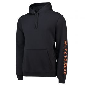 Manchester City Core Hoodie - Black
