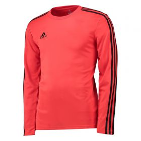 adidas Tango Training Long-Sleeved Top - Red