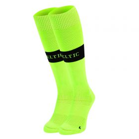 Celtic Home Goalkeeper Socks 2017-18 - Kids