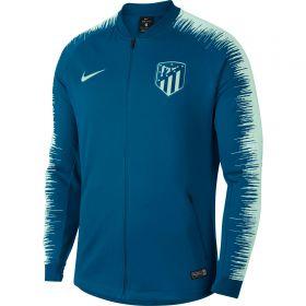 Atlético de Madrid Anthem Jacket - Green