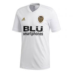 Valencia CF Home Shirt 2018-19 - UEFA with Diakhaby 12 printing