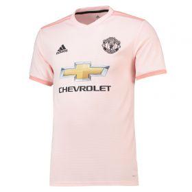 Manchester United Away Shirt 2018-19 with Lukaku 9 printing