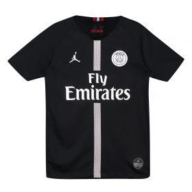 Paris Saint-Germain Third Home Stadium Shirt 2018-19 - Kids with Jordan 23 printing
