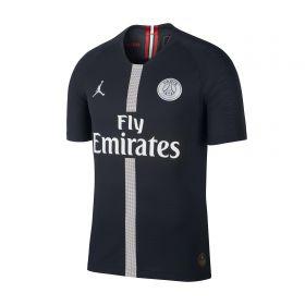 Paris Saint-Germain Third Home Vapor Match Shirt 2018-19 - Kids with Jordan 23 printing