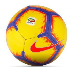 Nike Serie A Skills Miniball - Yellow