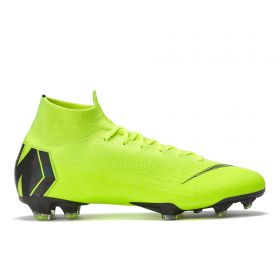 Nike Mercurial Superfly 6 Elite Firm Ground Football Boots - Yellow