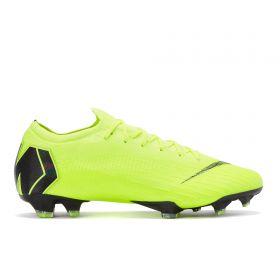 Nike Mercurial Vapor 12 Elite Firm Ground Football Boots - Yellow