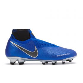 Nike Phantom Vision Elite Dynamic Fit Firm Ground Football Boots - Blue