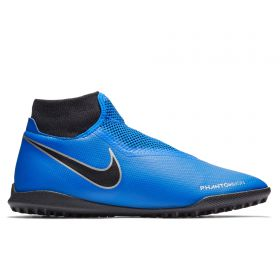 Nike PhantomX Vision Academy Dynamic Fit Astroturf Trainers - Blue