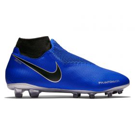 Nike Phantom Vision Pro Dynamic Fit Firm Ground Football Boots - Blue