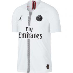 Paris Saint-Germain Third Away Vapor Match Shirt 2018-19 with Juan Bernat 14 printing