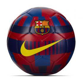 Barcelona 20 Years Prestige Football - Red