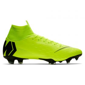 Nike Mercurial Superfly 6 Pro Firm Ground Football Boots - Yellow