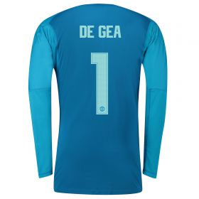 Manchester United Away Cup Goalkeeper Shirt 2018-19 with De Gea 1 printing