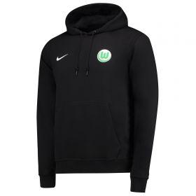 VfL Wolfsburg Core Hoody - Black