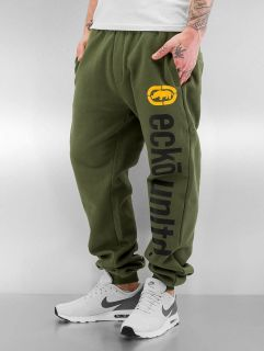 Мъжко долнище Ecko Unltd. / Sweat Pant 2Face in olive