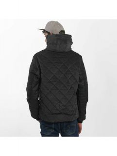 Just Rhyse / Winter Jacket Quilted in grey