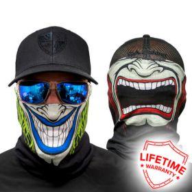 Предпазна маска - Two Face