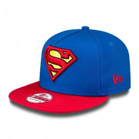 Шапка New Era Basic Badge Superman 9FIFTY Snapback