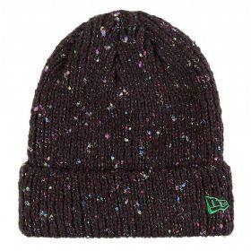 Зимна шапка New Era Flecked Out Black