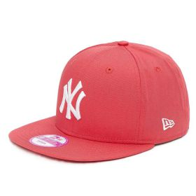 New Era WMNS Fashion Essential 9FIFTY New York Coral Snapback