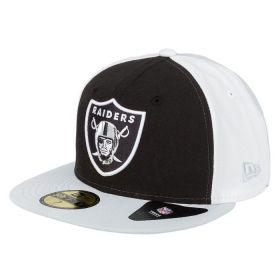 Шапка New Era 59Fifty Tri-Pan Oakland Raiders Team