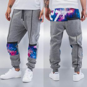 Мъжко долнище Just Rhyse Galaxy Sweat Pants Grey Melange