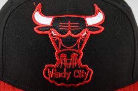 Type Caps New Era Mighty 2 Tone Chicago Bulls Fitted Cap