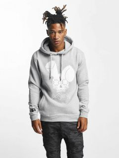 Who Shot Ya? / Hoodie Logo in grey