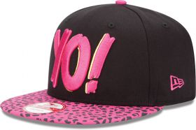 Шапка New Era 9FIFTY YO!RAPS WMNS