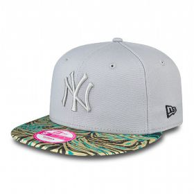 Шапка New Era Tropical Blush NY Yankees 9FIFTY Womens Snapback