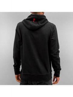 Who Shot Ya? / Hoodie Logo in black