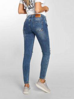 Just Rhyse / Boyfriend Jeans Bubbles in blue