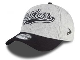 New Era 3930 Antique Script Oakland Raiders