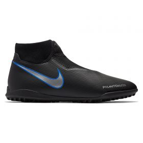 Nike PhantomX Vision Academy Dynamic Fit Astroturf Trainers - Black