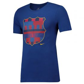 Barcelona 20th Anniversary T-Shirt - Blue