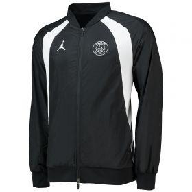Paris Saint-Germain x Jordan AJ1 Jacket - Black