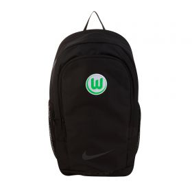 VfL Wolfsburg Backpack - Black