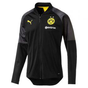 BVB Training Stadium Jacket - Black