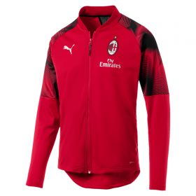 AC Milan Training Stadium Jacket - Red