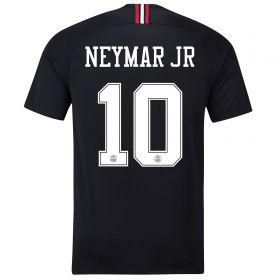 Paris Saint-Germain Third Home Vapor Match Shirt 2018-19 with Neymar Jr 10 printing